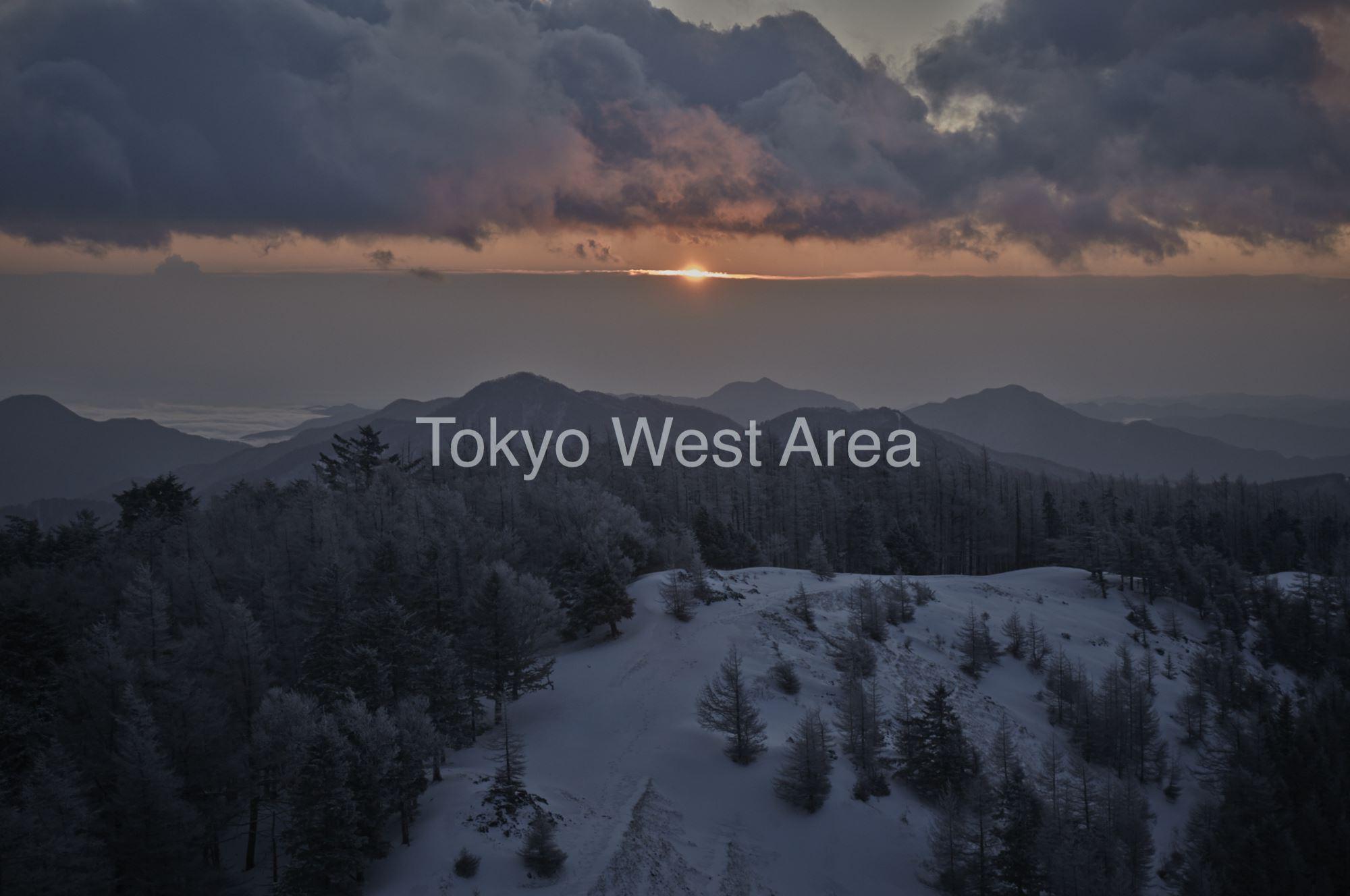 shigekazukida 貴田茂和 奥多摩 雲取山
