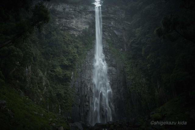 貴田茂和 shigekazu kida 熊野古道の那智の滝